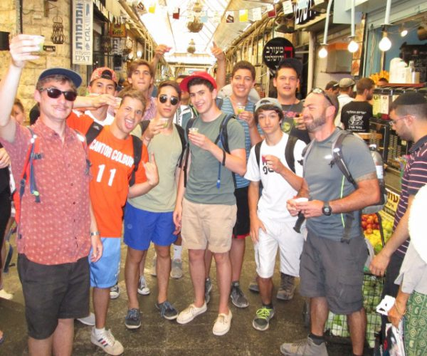 Culinary tour Israel
