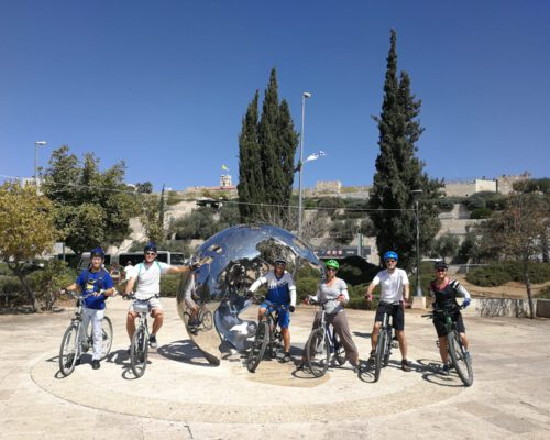 Bike Tour Jerusalem