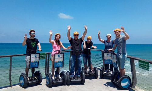 smart tour segway tel aviv
