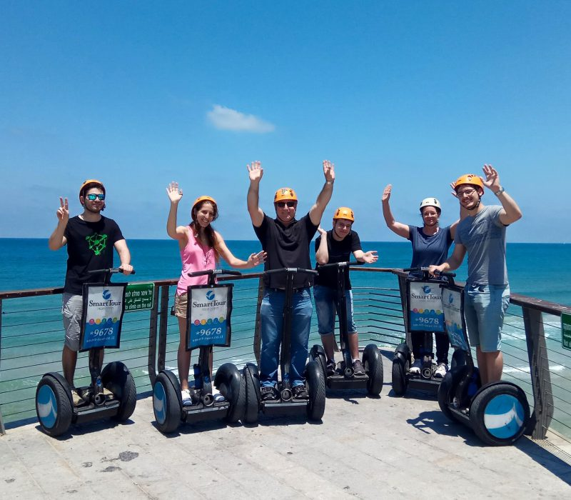 smart tour segway tel aviv