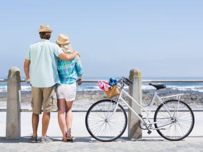 Beach bike Tel Aviv zip