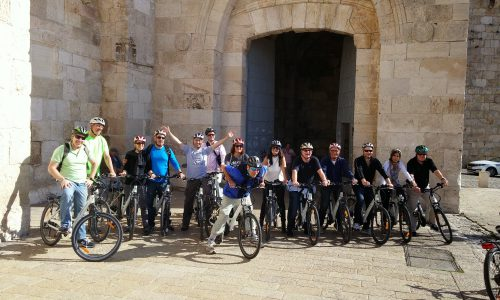 Jerusalem bike tour zip