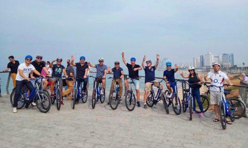 Bike post photo