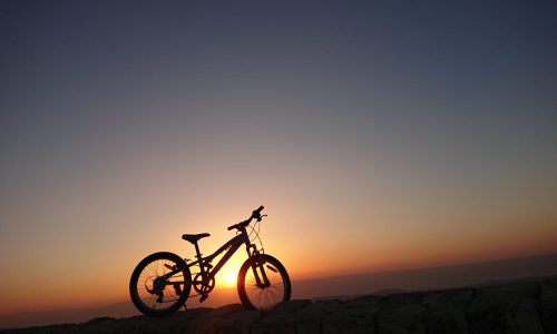 Sunrise Bike in Jerusalem