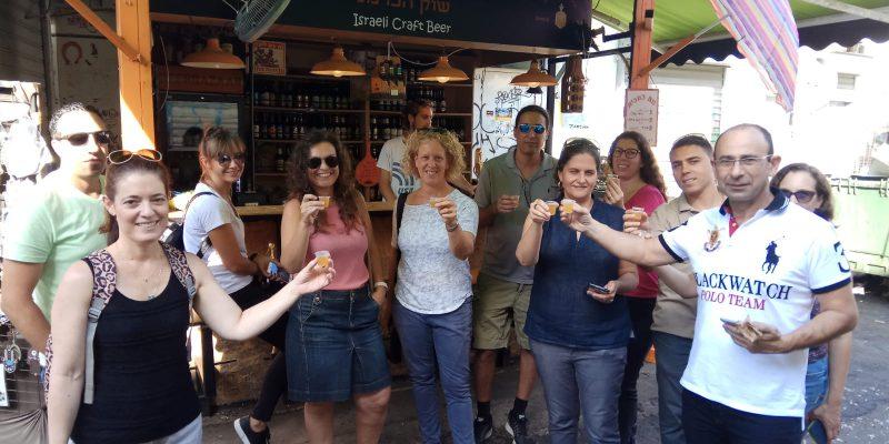 Culinary Tour Tel Aviv